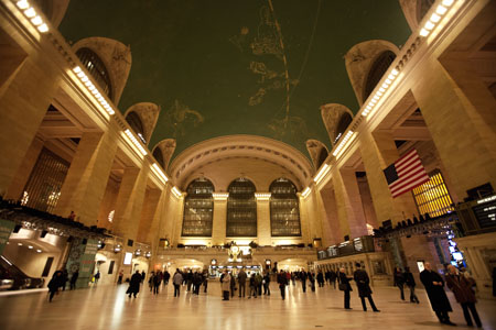 Grand Central, la grande gare de Manhattan