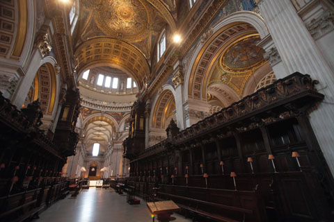 La cathédrale Saint Paul
