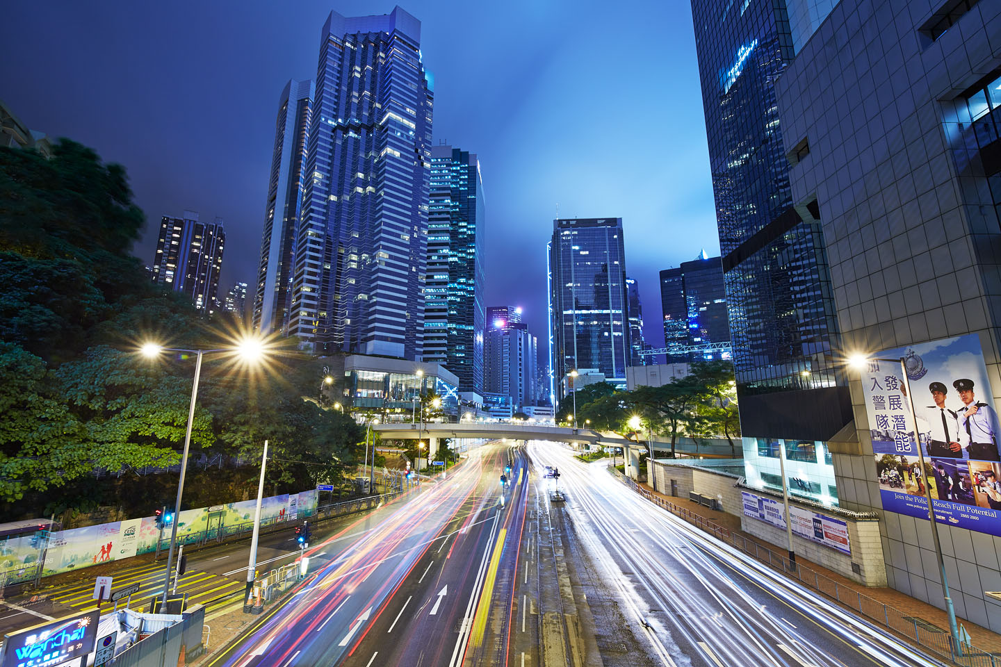 From Wanchai to Central