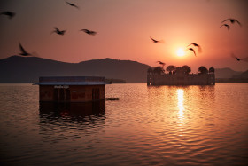 Jal Mahal Sunrise