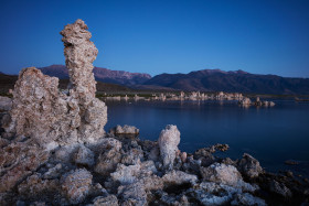 Lunar landscapes of Mono Lake